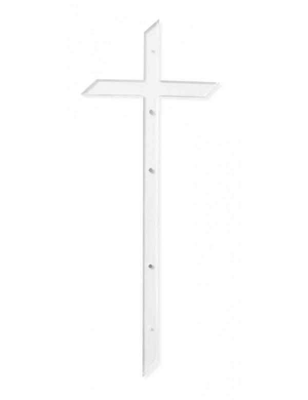 Croix Plate en Altuglas