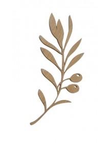Branche d'olivier